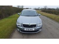 2011 (61) Reg Skoda Superb 1.6 TDI Greenline, Excellent Condition all round, 2 Owners, 104000 Miles.