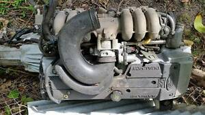 Ford BA Complete MOTOR and GEAR BOX Gordonvale Cairns City Preview