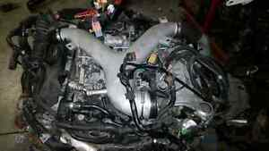 Vw AUDI 1.8 t wiring harness Windsor Region Ontario image 4