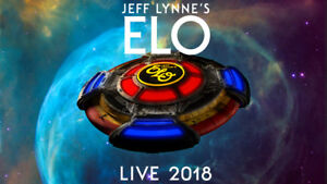 ELO - 1 Ticket - Great seat. Scotiabank Theatre. Aug 18. 8PM