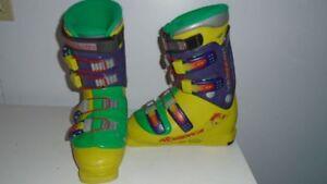 Equipement de ski pour enfant de 5-6 ans