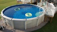 Pool Openings, $125. All Chemicals and Supplies Included!
