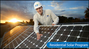 Free Solar Panels For Home Owners