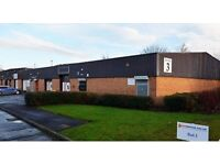 1899 sq ft light industrial units to let in Coatbridge ML5