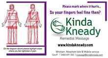Kinda Kneady Remedial Massage Morphett Vale Morphett Vale Area Preview