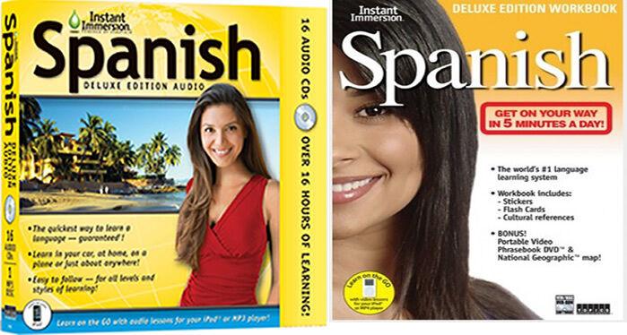 Topics Entertainment 17 Cd + Workbook Learn To Speak Span...