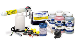 Eastwood Hotcoat Powder Coat Coating Gun Starter Kit