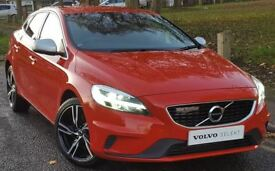 VOLVO V40 T2 [122] R DESIGN Pro 5dr Geartronic (red) 2016