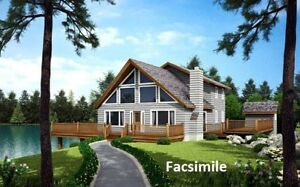 Beautiful House By The Lake! Loft-Style Home - Brand New Build