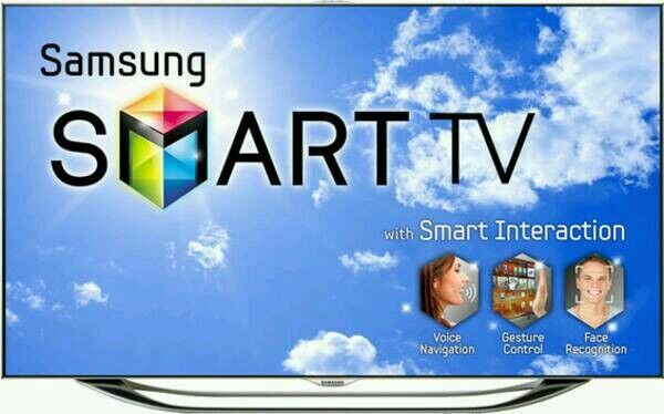 "Samsung 55"" LED smart 3D wi-fi Ultra slim tv builtin USB media player HD freeview fullhd 1080p"