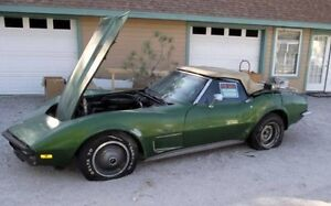 1973 CONVERTIBLE PROJECT
