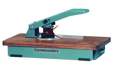 Lassco Cr-50b Cornerounder Corner Rounder Without Cutting Unit Dieblade