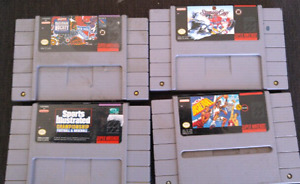 4 SNES games for $10