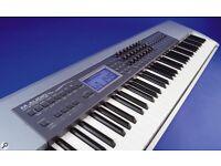 M-Audio Keystation 88 WEIGHTED midi master keyboard