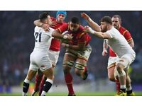 England V Wales 6 Nations Rugby - Twickenham Saturday 10 February - Hotel in Hounslow