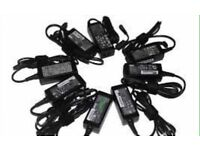 Laptop charger, Toshiba, Samsung, Hp, Dell, Acer, Asus, Sony, 15 pound each with warranty