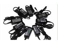 Laptop charger for Toshiba, Hp, Dell, Acer, Asus, Sony, Panasonic, MSI, Lenovo, IBM
