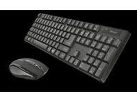 Trust 21132 Wireless Keyboard & Mouse BNIB