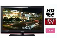 "Samsung 32"" inch LCD TV HD Ready with Freeview Built in, 3 x HDMI + Free Local Delivery"