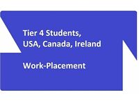 FLRo cases, Tier 4 Students, Work placement UK, Ireland and Canada