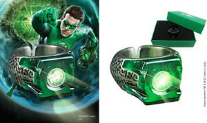 Green Lantern: Energiering - & Offizielles DC Comics Ausgabe