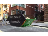 SKIP HIRE - FAST * SAME DAY * FRIENDLY * RELIABLE (from £180)