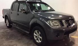 Nissan Navara 2.5dCi ( EU V ) Connect Premium Tekna FROM £59 PER WEEK!