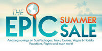 Sell Off Vacations - EPIC SALE