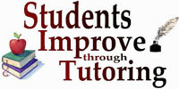 Tutoring - Elementary - Grades one to five