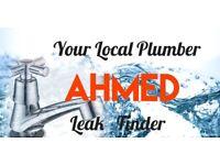 Local Plumber / leak finder /gas registered