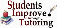 A+ Tutoring Service; Experienced Teacher Available To Tutor...