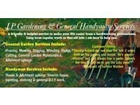 J.P Gardening & Handyman Services, Based in Cambridge