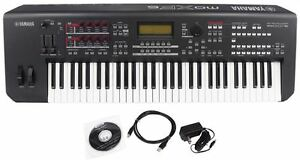 Yamaha Moxf6 Workstation Keyboard : yamaha moxf6 61 key workstation keyboard w mox6 motif xf6 sound fx library ebay ~ Hamham.info Haus und Dekorationen