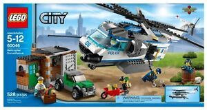 LEGO 60046 city Helicopter Surveillance