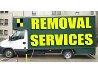 REMOVALS - House, Flat & Office moves undertaken. 07934112706 Eric Manwithvan Services