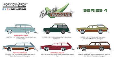 Greenlight Collectibles Estate Wagon Series 4 Pre-Order 29970