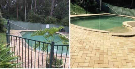 Is your pool area ready for this beautiful weather?