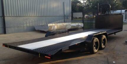 New Custom built Flat bed car trailers Penrith Penrith Area Preview