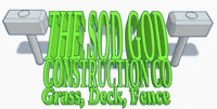SOD GOD: GRASS AND CONSTRUCTION