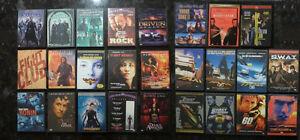Lot de 26 films DVD