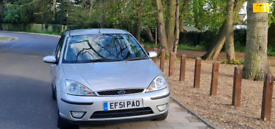 FORD FOCUS AUTOMATIC LUXURY 5DOOR MOT TILL1/1/2022 3 OWNERS 17 SERVICE