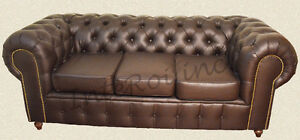 Sofa Style Chesterfield ***438-879-0907***
