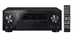 Pioneer VSX-1023, 7.1 Multi-Zone Networked AV Receiver, 3D, 4K
