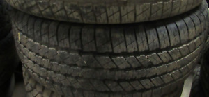 95% TREAD*P275/60/17 GOODYEAR TIRES (2 OF THEM) Tires are inspec