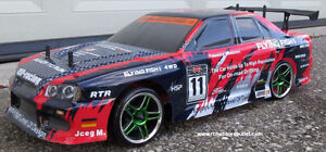New RC Drift Car Electric 1/10 Scale City of Toronto Toronto (GTA) image 3