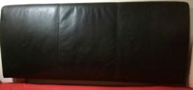 Genuine leather Head Board King size