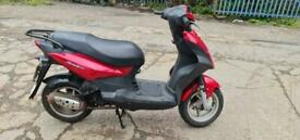Sym 50cc auto twist and go only 799 no offers