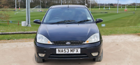 image for FORD FOCUS AUTOMATIC 2004 5DOOR 84000 MILES MOT TILL8/4/2022 15 SERVIC
