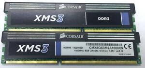 8GB Corsair XMS3 1600MHz C9 DDR3 RAM