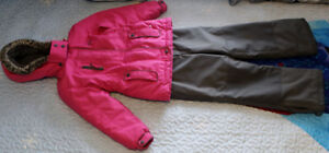 -CARTER'S GIRL'S SIZE 7 SNOW SUIT